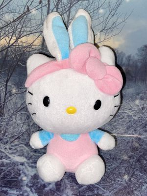 "Pink Bunny Hello Kitty Plush approximately 9"" for Sale in Lakewood, CA"