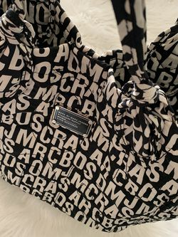 Authentic MARC JACOBS Quilted Nylon Tote for Sale in Pittsburgh,  PA