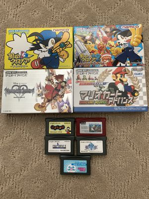 Nintendo gameboy advance japanese imports for Sale in Orange, CA