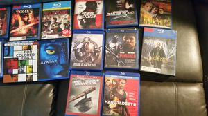 Lots of great movies also for kids for Sale in Rancho Cucamonga, CA