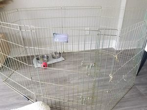 """MidWest Exercise Pen / Pet Playpens   8-Panels Each 30"""" height for Sale in North Miami, FL"""