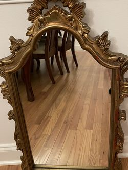 Antique Gold Mirror for Sale in Rockville, MD