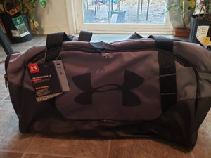 Under Armor Duffle Bag for Sale in Chesapeake, VA