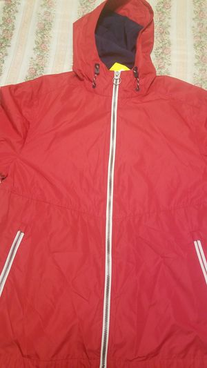 Unisex Red Timberland jacket size M for Sale in Arlington, TX
