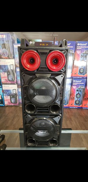 Bocina Nueva BLUETOOTH On SPECIAL !!! Profesional Bluetooth Speaker System Tower Karaoke RECHARGEABLE 🔋+++ !!! ( New in 📦 ) ( Sonido Fuerte !!! ) for Sale in Los Angeles, CA