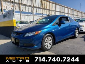 2012 Honda Civic Cpe for Sale in La Habra, CA