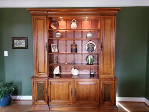 Bookcase and Credenza Base by Stanley Furniture for Sale in Boyds, MD