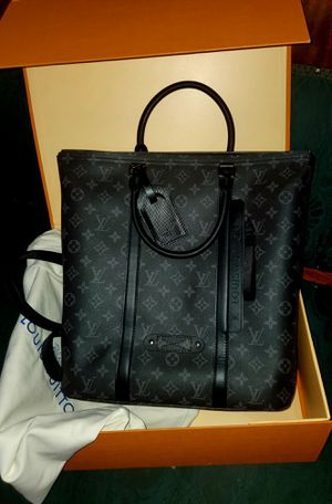 louis vuitton tote back pack for Sale in Los Angeles, CA