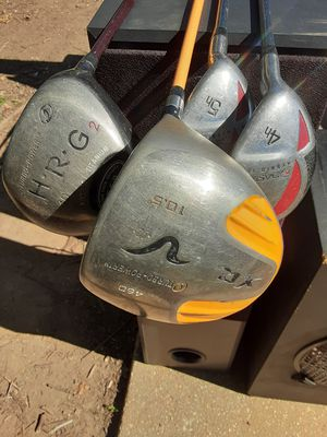 4 hybrid golf Clubs $80 now in NE DC for Sale in Washington, DC