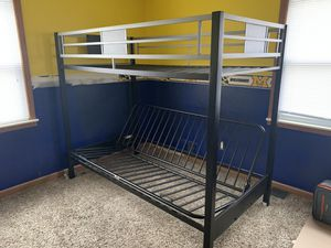 Bunk Bed Futon for Sale in Woodhaven, MI