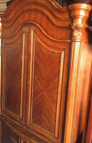 2 Pieces Armoire for Sale in North Springfield, VA