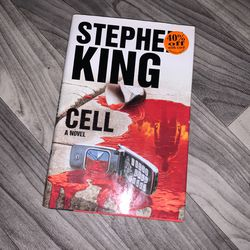 Stephen King Cell A Novel for Sale in Rochester,  NY