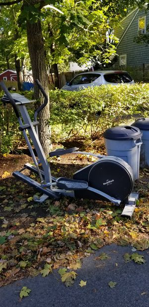 NordicTrack CXT910 elliptical for Sale in Stoughton, MA