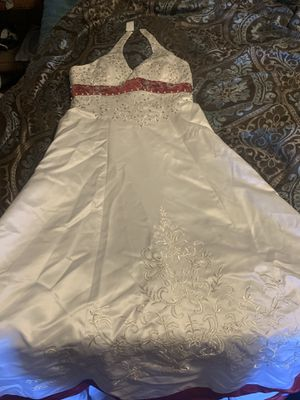 Wedding dress Size 14 for Sale in Vancouver, WA