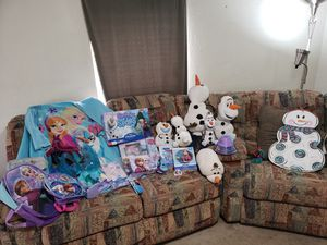 Frozen collection for Sale in Midland, TX
