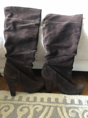 Michael Kors suede boots for Sale in Yonkers, NY