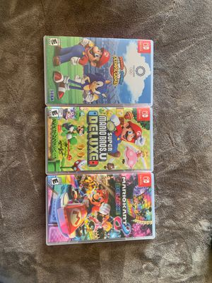 Bundle Nintendo Switch Games for Sale in Aurora, CO