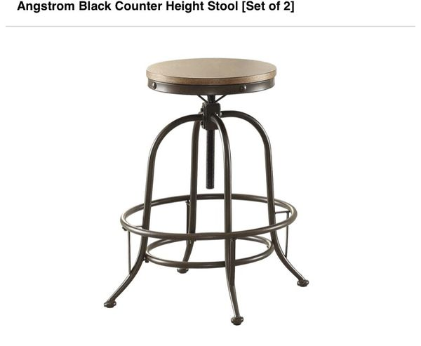 Counter Height Stools - Set of 2