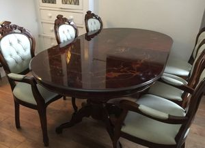 Elegant dining room table for Sale in Washington, DC