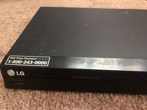 Lg cd/ DVD player for Sale in Portland, OR