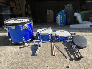 RockJam 3 Piece Junior Drum Kit for Sale in Richardson, TX
