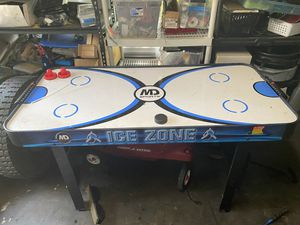 Air hockey table $60 come first serveIt's yours for Sale in Palos Hills, IL