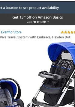 Travel System for Sale in Houston,  TX