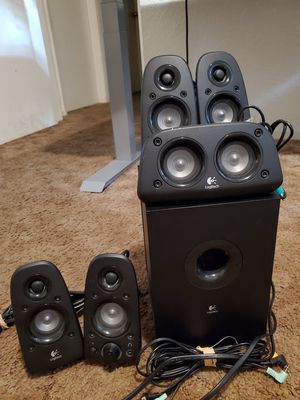 Computer speakers for Sale in Fresno, CA