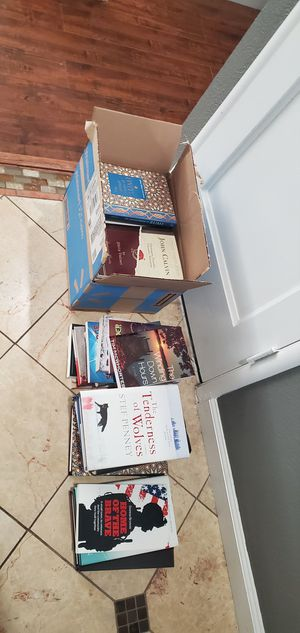 Books Story Novel Documentary 20+ for Sale in Acampo, CA