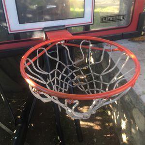 Basketball Hoop Nice Clean for Sale in Bell, CA