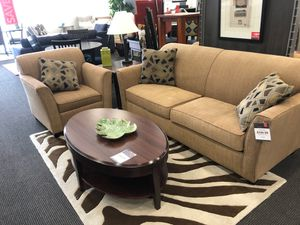 Nevada Sofa & Chair for Sale in Beaverton, OR
