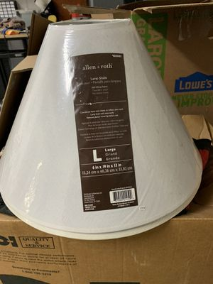 Lamp shade for Sale in Lathrop, CA