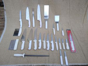 Commercial food service knives for Sale in Richmond, VA