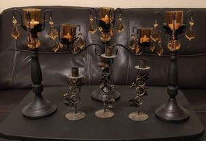 Candle holders for Sale in Kingsburg, CA