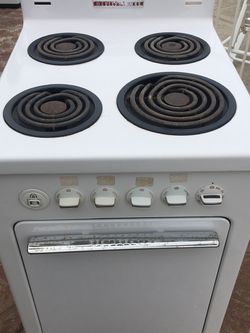 """Electric Stove 21"""" Inch Width for Sale in Fresno,  CA"""
