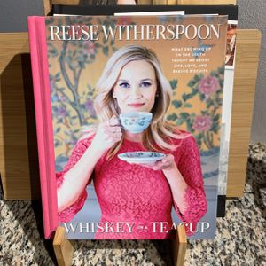 Whiskey in a Teacup - Reese Witherspoon Cook Book for Sale in Chicago, IL