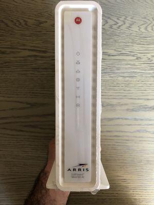 Motorola Arris modem & WiFi router. DOCSIS 3.0 for Sale in Los Angeles, CA