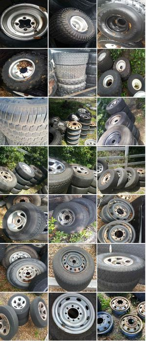 Used Tires and DODGE Rims 5 & 8 Lug RAM PARTS for Sale in Sorrento, FL