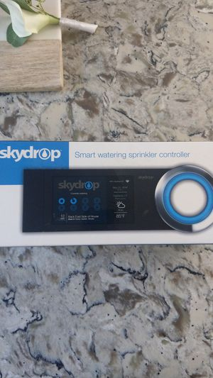 Skydrop smart sprinkler controller for Sale in Bonney Lake, WA