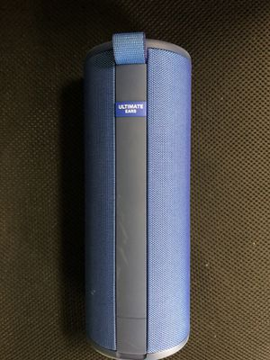 Ultimate Ears UE MEGABOOM 3 (Lagoon Blue) for Sale in Dearborn Heights, MI