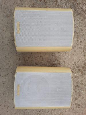 INSIGNIA indoor/outdoor speakers for Sale in Bel Air, MD