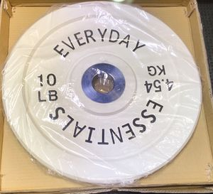 EVERYDAY ESSENTIALS BUMPER PLATE for Sale in Altadena, CA
