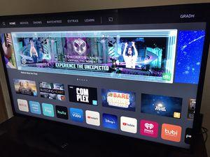 4K Vizio Smart TV 50'' for Sale in Puyallup, WA