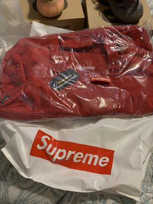 Supreme duffle bag for Sale in Ontario, CA