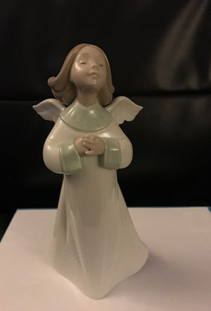 Lladro Handmade Porcelain Figurine - Angel for Sale in Glendale, CA