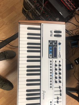 Arturia 88 key keyboard midi controller for Sale in Surprise, AZ