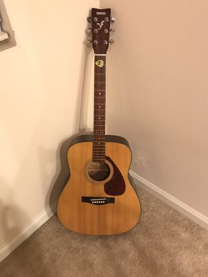 Yamaha Acoustic Guitar for Sale in Irvine, CA