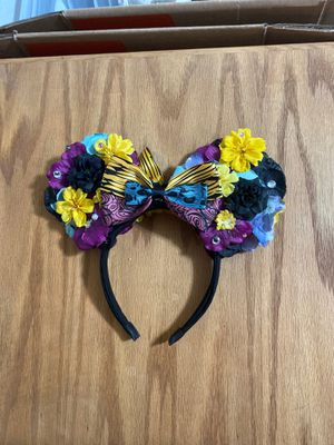 Nightmare before Christmas Sally themed Disney Ears for Sale in Hesperia, CA