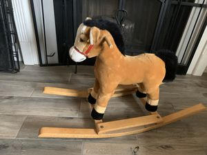 Stieff Rocking Horse for Sale in Colorado Springs, CO
