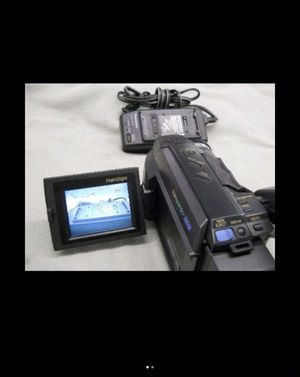 JVC vhs-c camcorder video camera with screen -PRICE IS FIRM for Sale in Columbus, OH